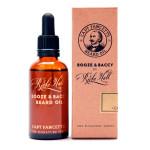 Captain Fawcett Ricki Hall Booze & Baccy Beard Oil - 10ml (Aceite para barba), tamaño 50 ml