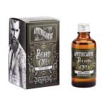 Aceite para barba Vanilla & MANgo de Apothecary87, tamaño 50 ml