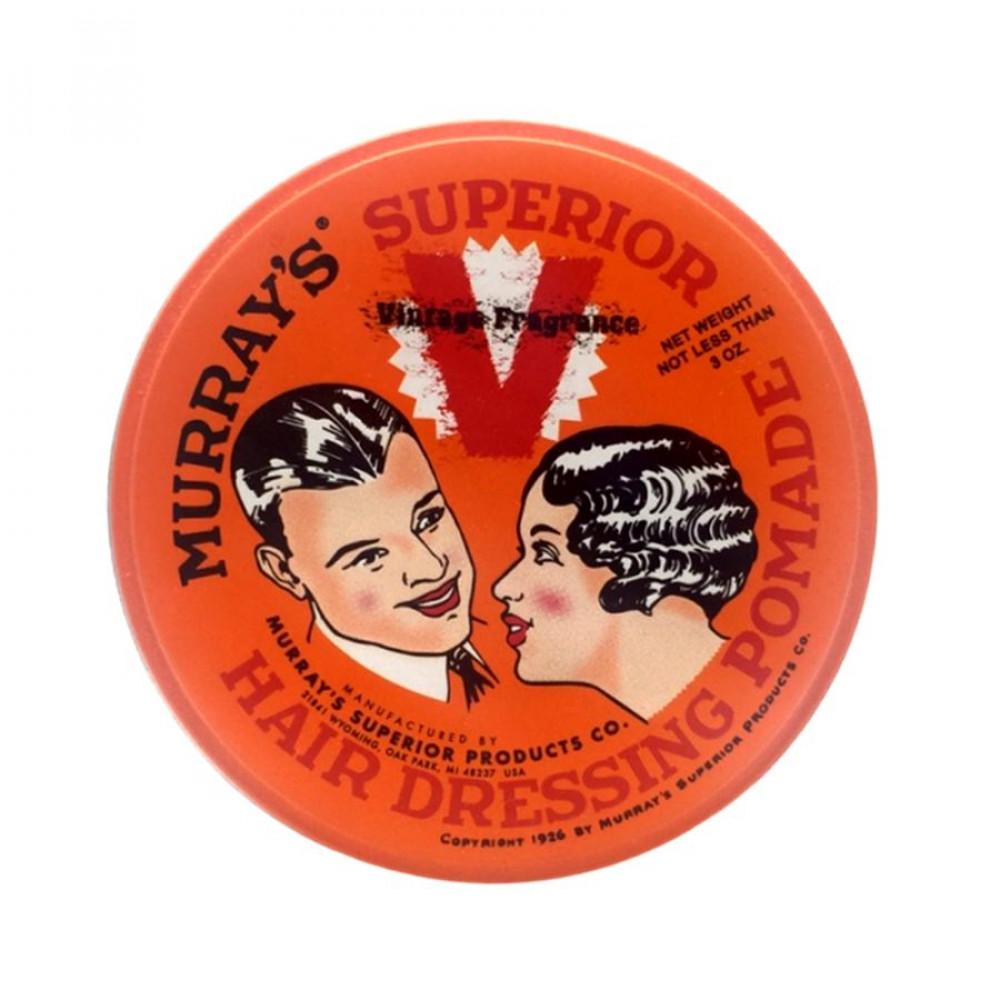 Pomada fijadora Superior Vintage Special Edition de Murray's