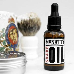 Aceite de afeitado Shave Oil de Mr. Natty
