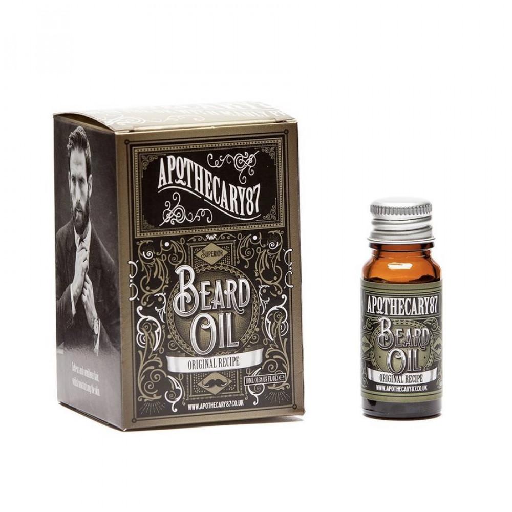 Aceite para barba Original Recipe de Apothecary87