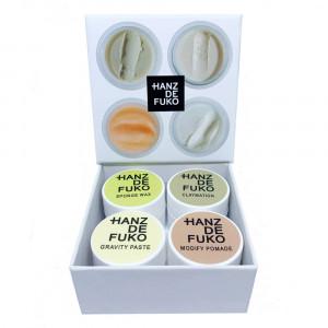 Pack de fijadores Mini 4 Pack de Hanz de Fuko