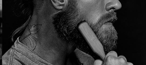 Eliminando los enredos en la barba