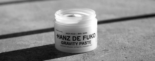 Gravity Paste, lo nuevo de Hanz de Fuko