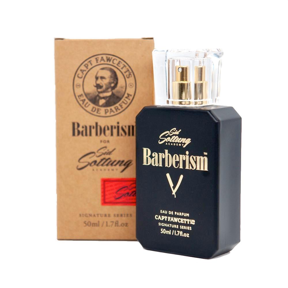 Perfume Barberism by Sid Sottung de Captain Fawcett