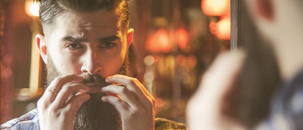 aprende a aplicar el aceite para barba