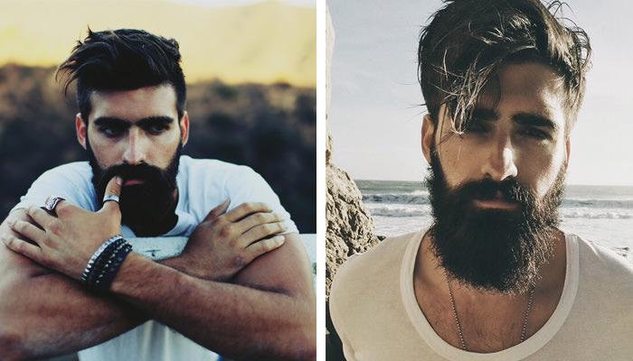 joel alexander model barba