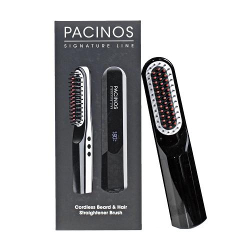 Alisador para barba y cabello de Pacinos