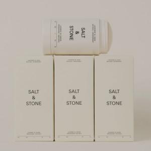 Desodorante natural Nº 1 - Lavender & Sage de SALT & STONE