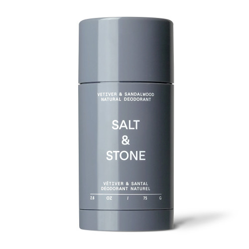 Desodorante natural Nº 2 - Vetiver & Sandalwood de SALT & STONE