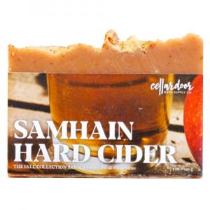 Jabón natural y vegano Samhain Hard Cider de Cellar Door Bath Supply Co