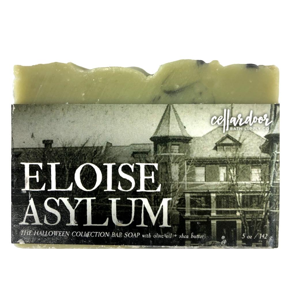Jabón natural y vegano Eloise Asylum de Cellar Door Bath Supply Co