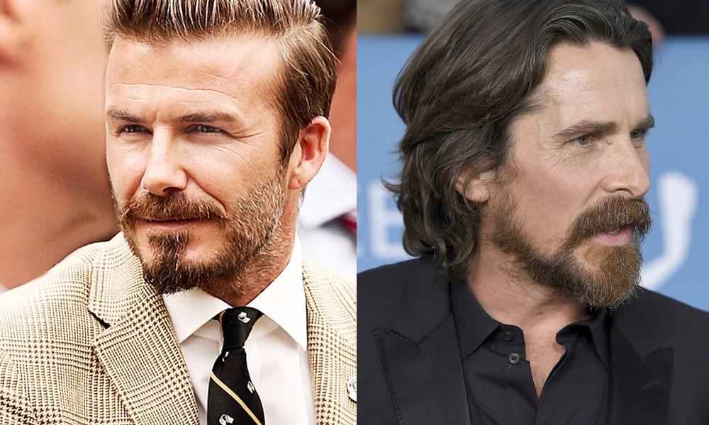 barba estilo Van Dyke: un look de lo más elegante