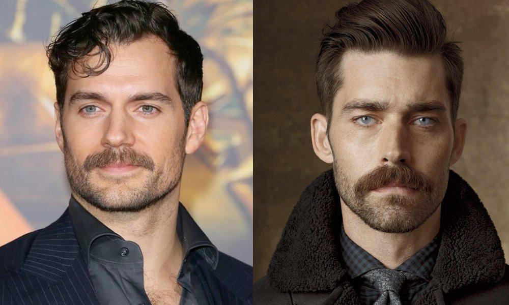 Barba estilo Chevron: para los amantes de barba corta